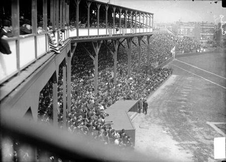 West side park 1908