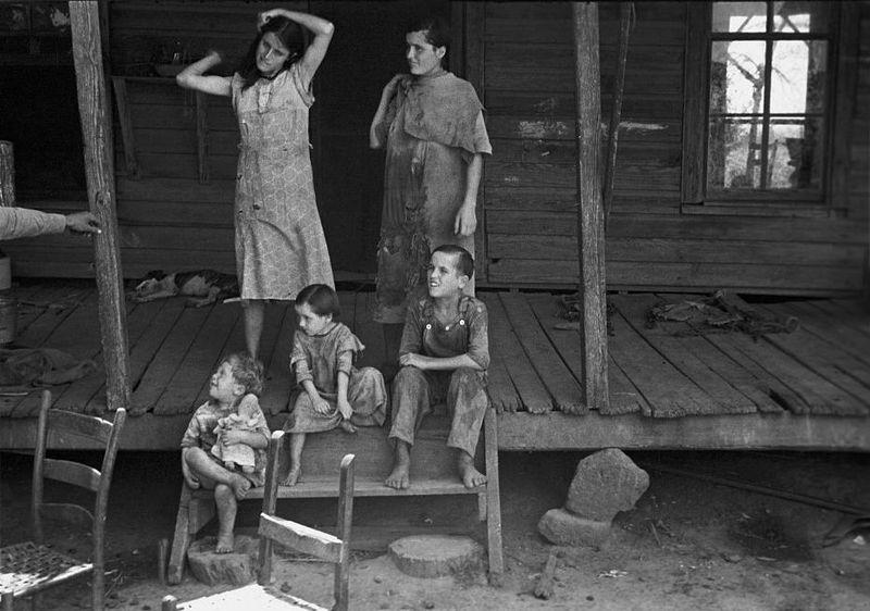 Hale County, Alabama Walker Evans 1936