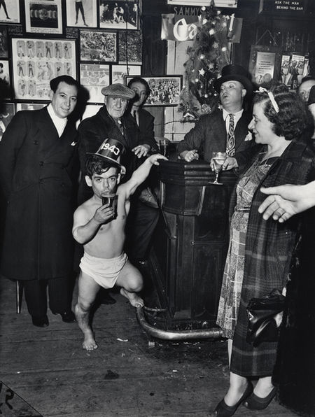 New Year's Eve, 1943 New York