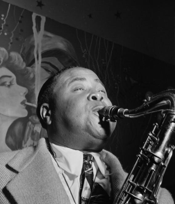 Gene Sedric, The Place, New York, N.Y., ca. July 1946 2