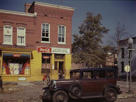 Louise Rosskam Washington DC 1942 3