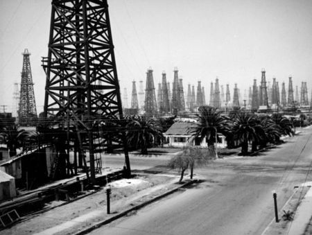 Huntington Beach Oil Field 1930s Herman Schultheis 2