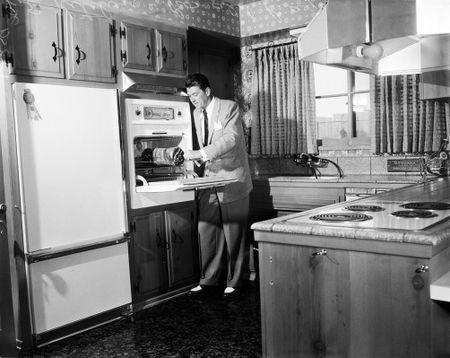 Ronald Reagan Home Show 1958