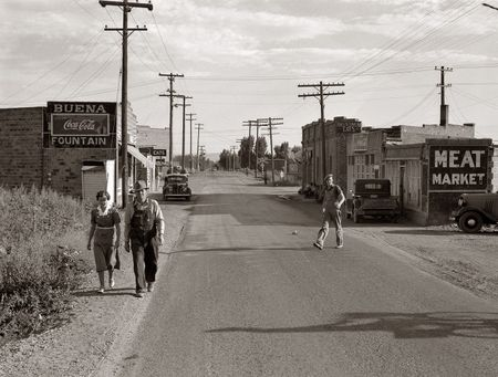 Buena, Washington, in Yakima County Dorothea Lange 1939