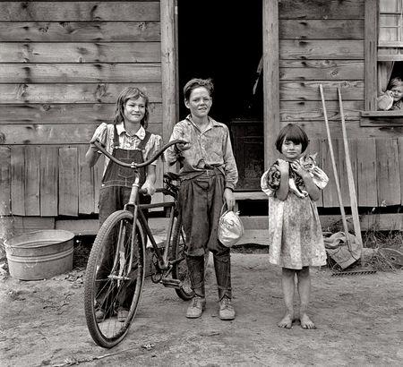 Dorothea Lange vintage photos