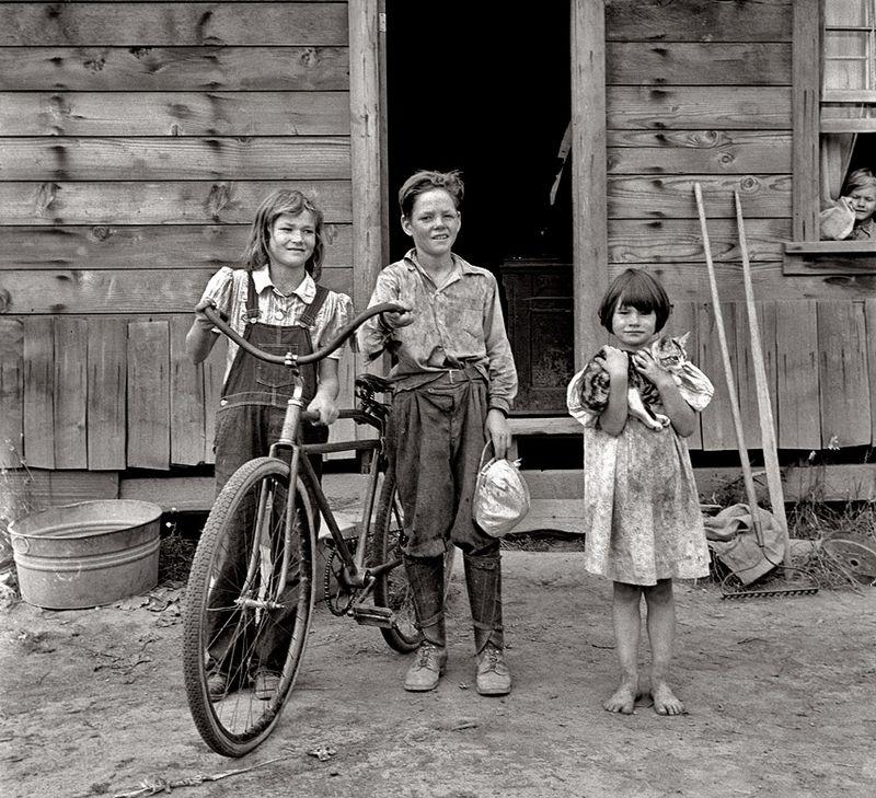 Thurston County, Washington Dorothea Lange1939