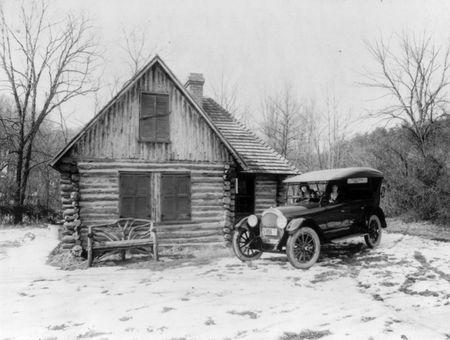 Oldsmobile 1920 rock creek park wash dc