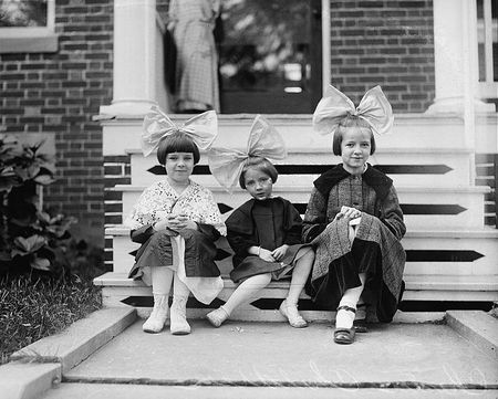 Chester children 1922