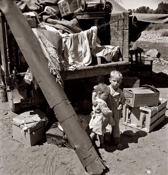 Yakima Valley, Washington Dorothea Lange 1939