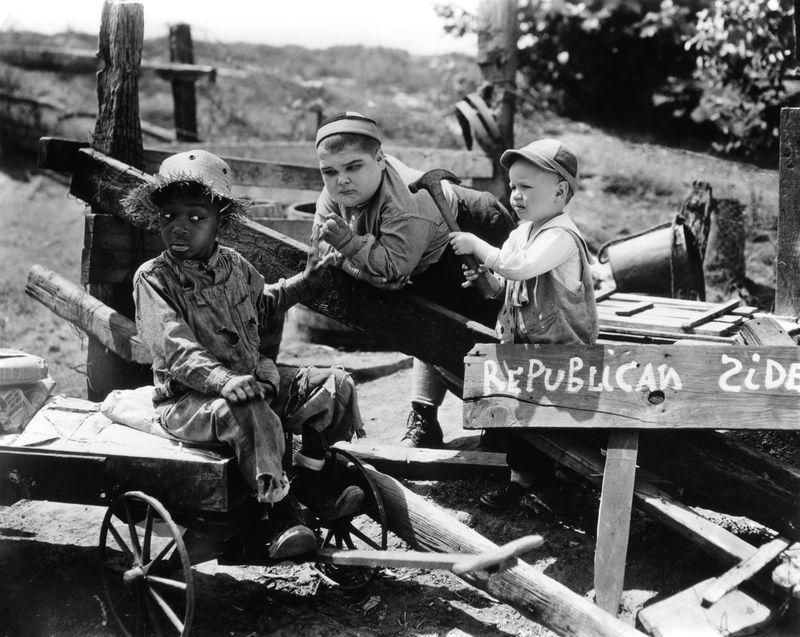 Our Gang (Election Day)Allen Farina Hoskins, Joe Cobb & Robert Hutchins 1929