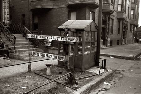 Southside Chicago Russell Lee 1941 b