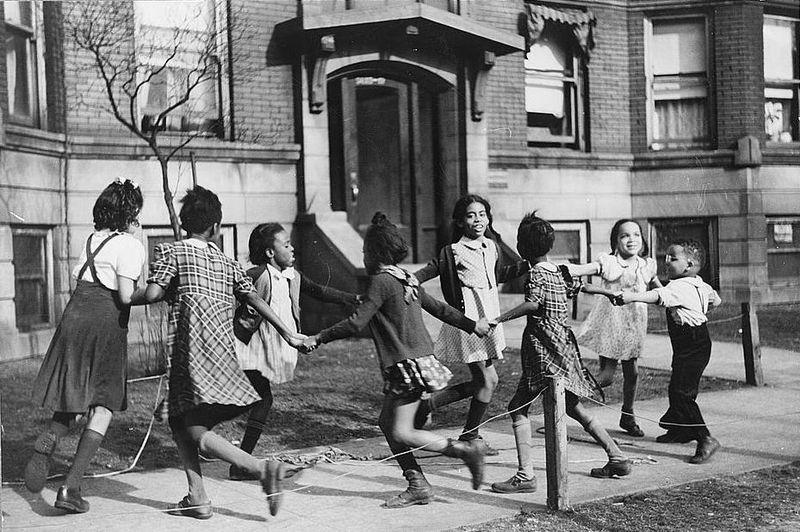 Chicago 1941 Edwin Rosskam 2