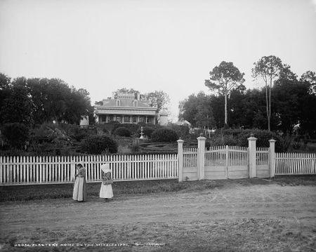 Planter's home on the Mississippi william henry Jackson 1880 1897
