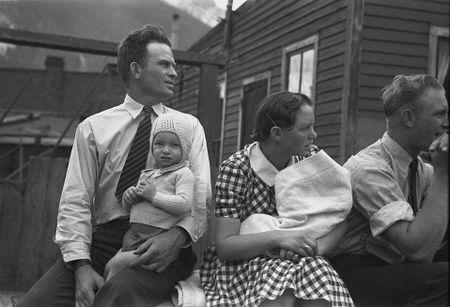 Labor Day Silverton CO 1940