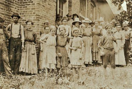 West point mississippi cotton mills 1911