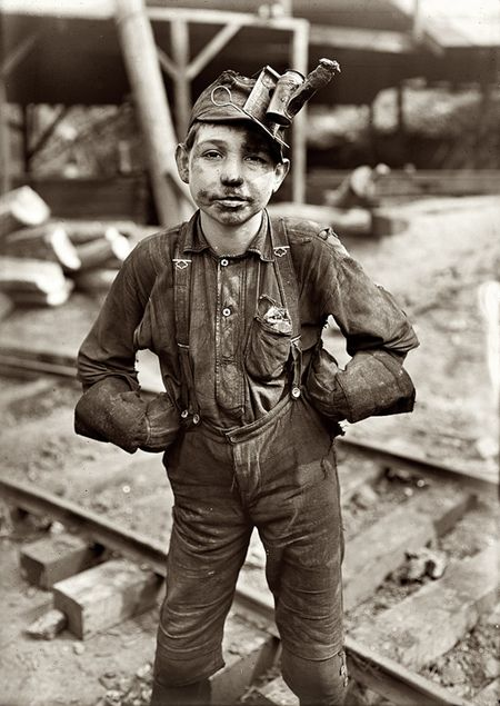 Turkey Knob Coal Mine Macdonald, West Virginia 1908