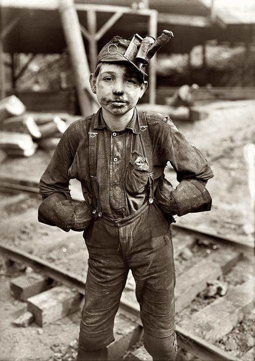 Turkey Knob Coal Mine Macdonald, West Virginia 1908 b