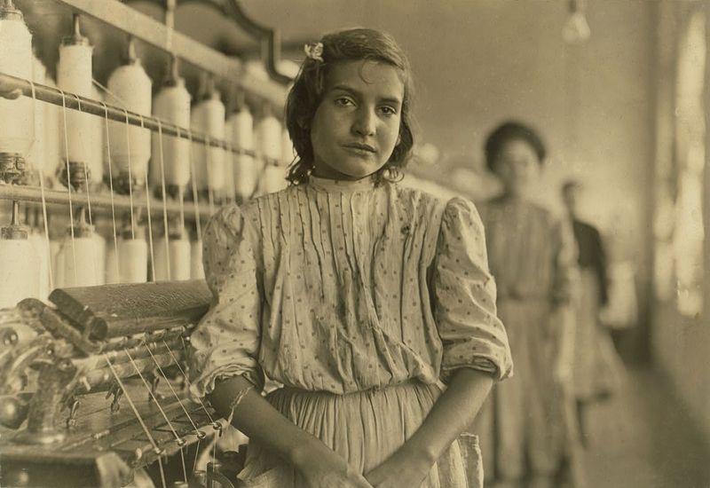 Lancaster Cotton Mills, S.C 1908