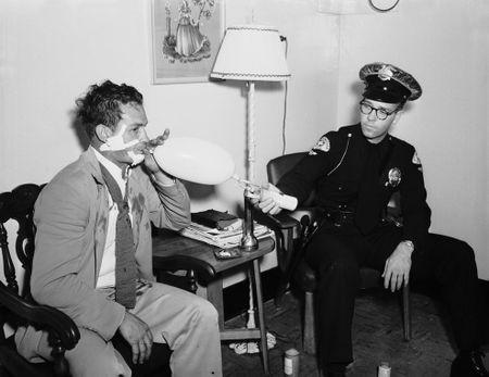 Drunk driving 1951