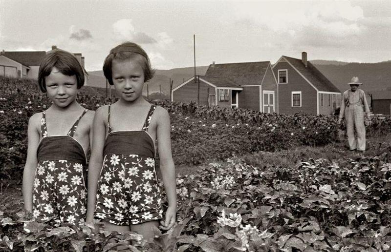 Ohn Vachon Tygart Valley West Virginia, June 1939