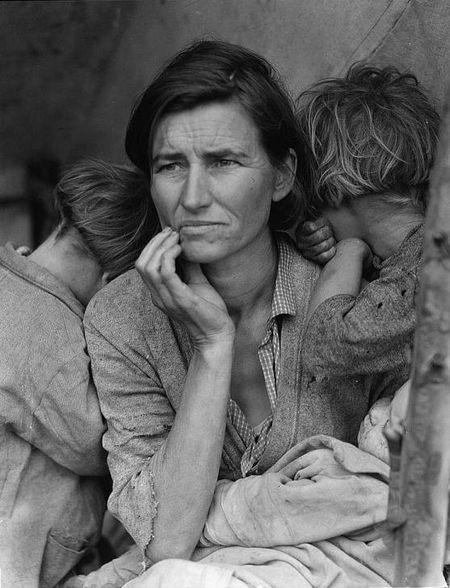Dorothea lange 1936 nipomo cal
