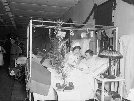 Walter Reed Hospital 1920