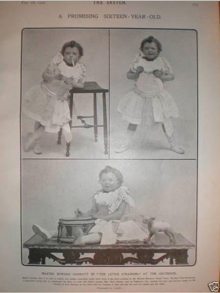Edward garratt 1906