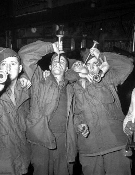 New year wwii