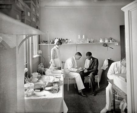 Garfield Hospital d.c.