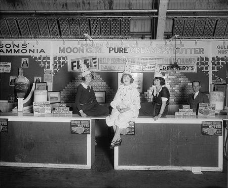 Food show 1922