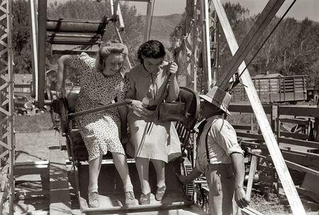 Vale Oregon Russell Lee 1941