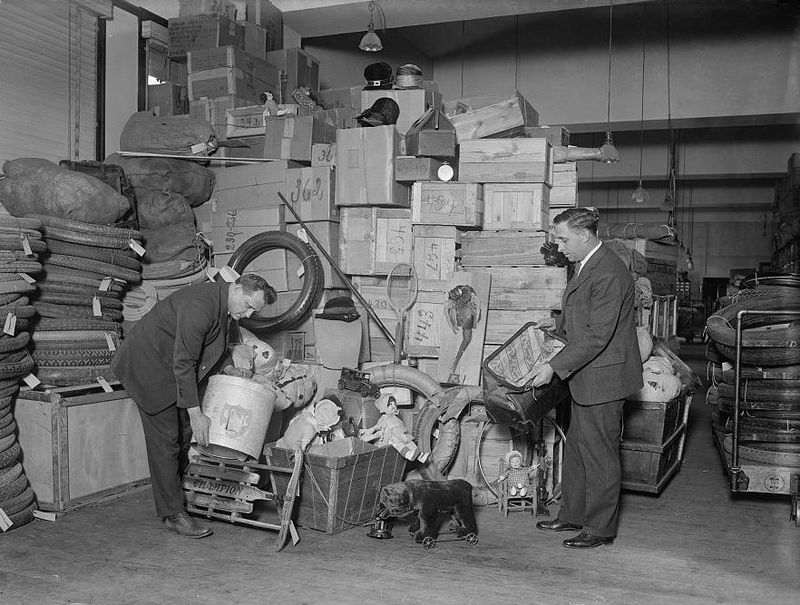 Dead letter office dc 1925
