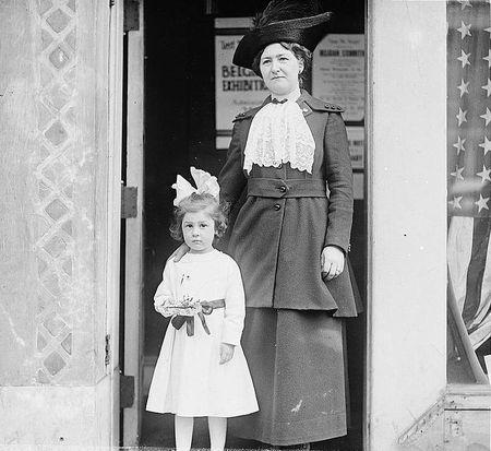 Madam Van Cromburger c 1929