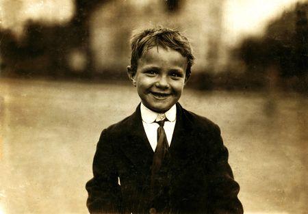 Tootsie Lewis Wickes Hine April 1912