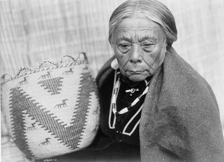 vintge photo Native American