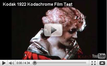 Early Motion Picture Color Film