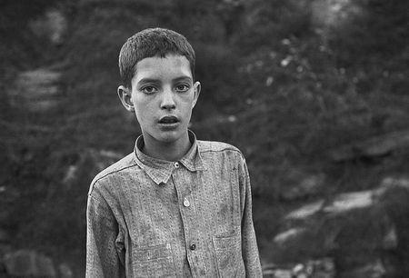 Coal miner's child, Omar, West Virginia Ben Shahn 1935