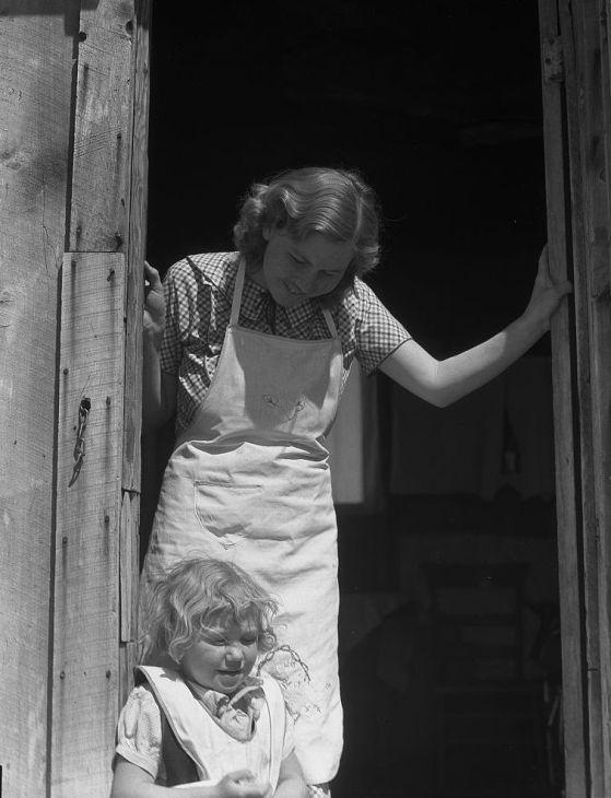 Utah Dorothea Lange 1936