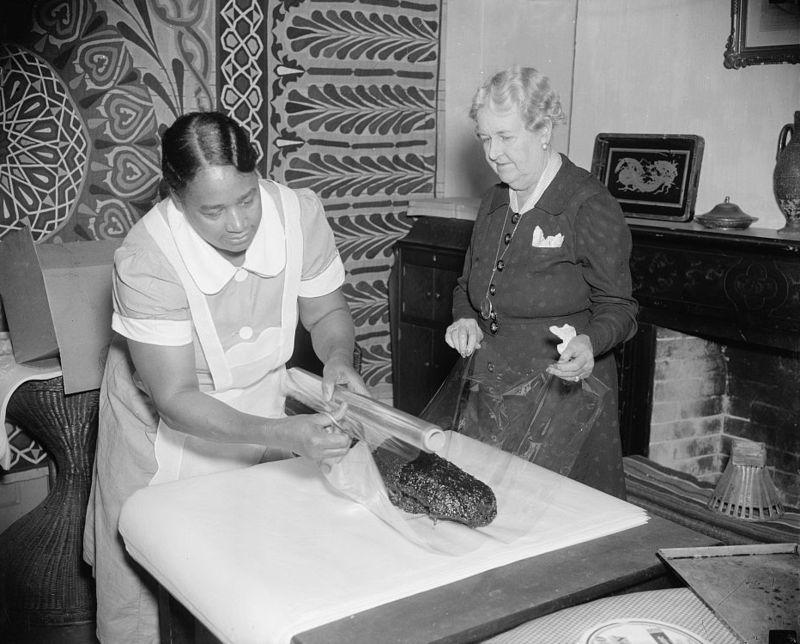 Virginia ham harris and ewing 1937