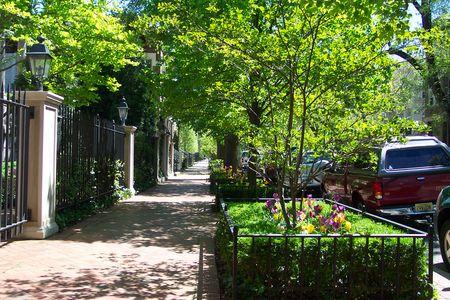 Burling Sidewalk 2