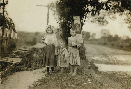 LW Hine South Boston VA 1911