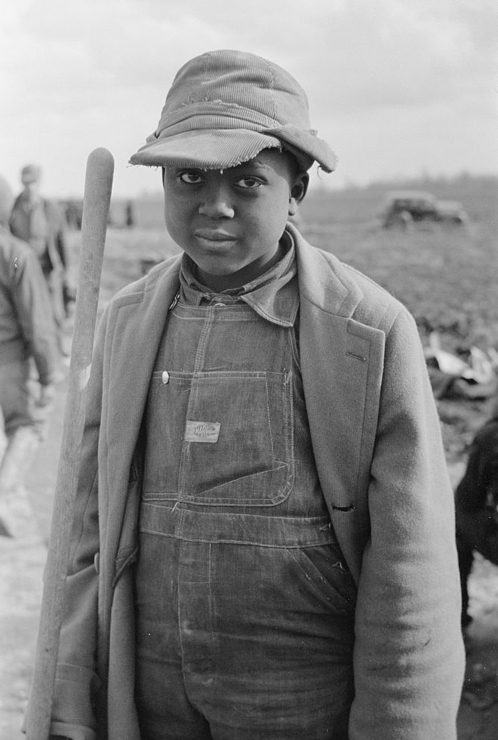 Evicted sharecropper, New Madrid County, Missouri Arthur Rothstein 1939 4b
