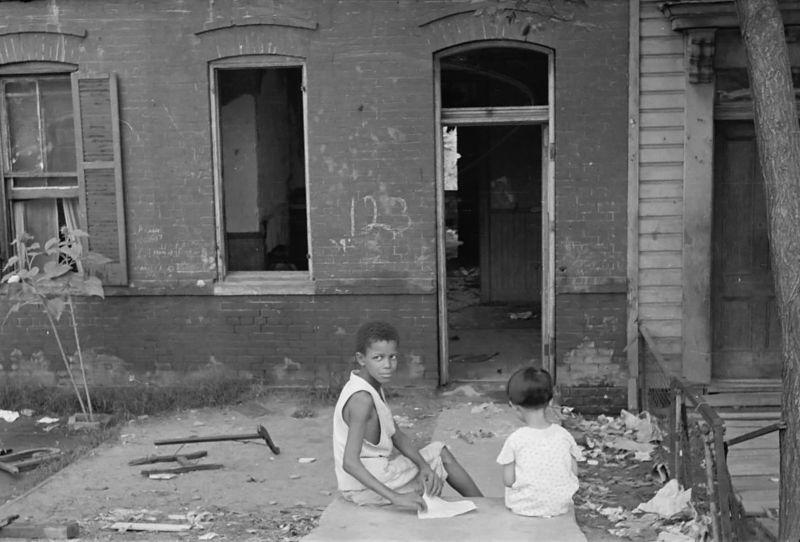 Washington DC carl mydans 1935