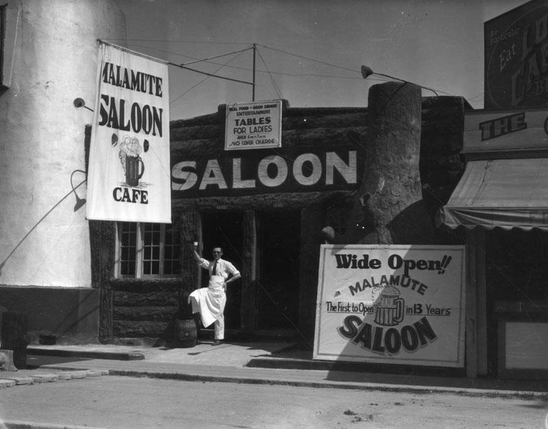 Malamute saloon 1933 c