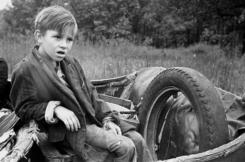 Son of destitute Ozark Mountains family, Arkansas  ben shahn 1935