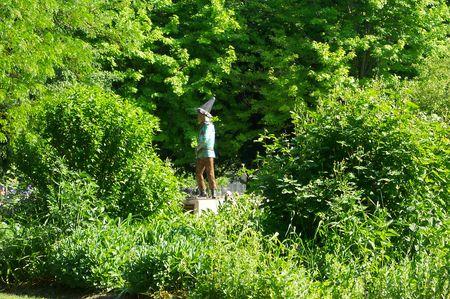 The scarecrow oz park chicago