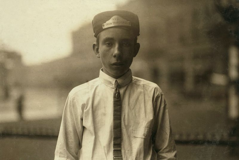 Lw Hine 1913