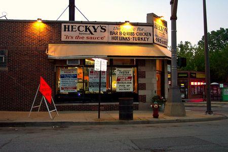 Hecky's ribs