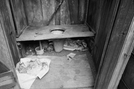 Privy washington dc carly mydans 1935