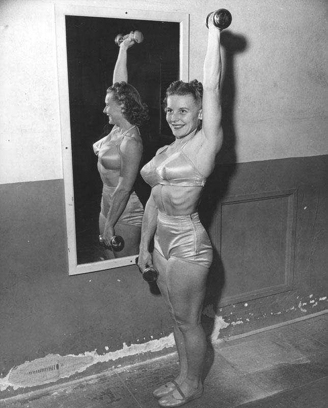 Abbye Eville 1949